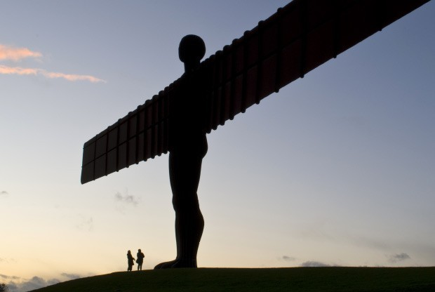 Angel of the North photograph